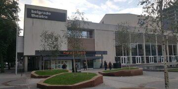 Belgrade Theater, Coventry