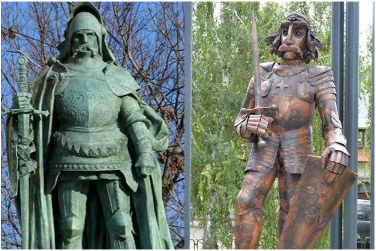 Spomenici Janošu Hunjadiju, ili kako ga srpska epska poezija poznaje - Sibinjanin Janku.