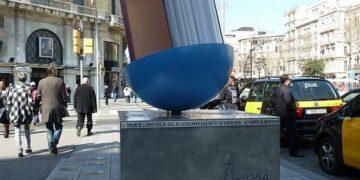 """""""Monument al Llibre"""", Barselona"""