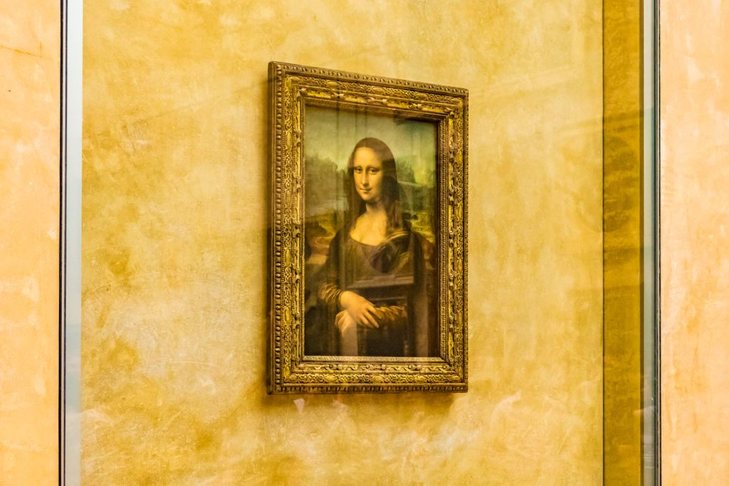 Foto: Mona Liza, Nacionalna Geografija