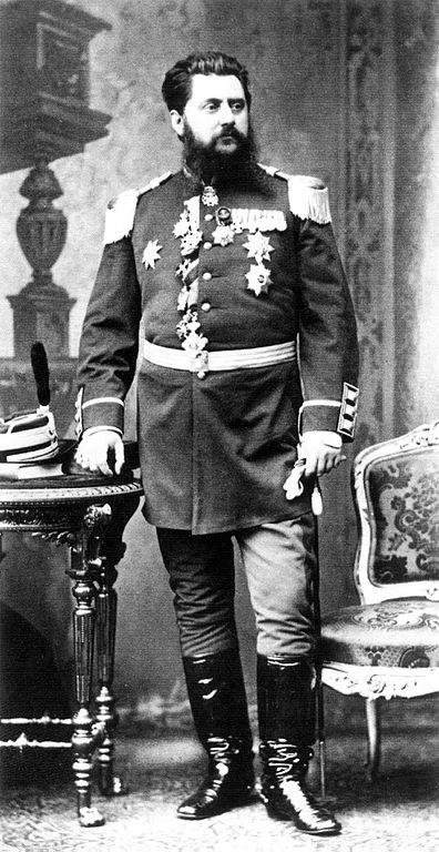 Dr Vladan Đorđević bio je najpre vojni lekar i šef hirurškog odeljenja vojne bolnice od 1871. godine, a od 1873. godine obavljao je dužnost ličnog lekara kneza Milana.