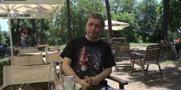 Dejan Stojiljković, foto: Nikola Jeremijaš.