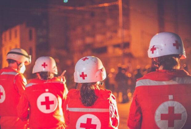 Foto: Lebanese Red Cross