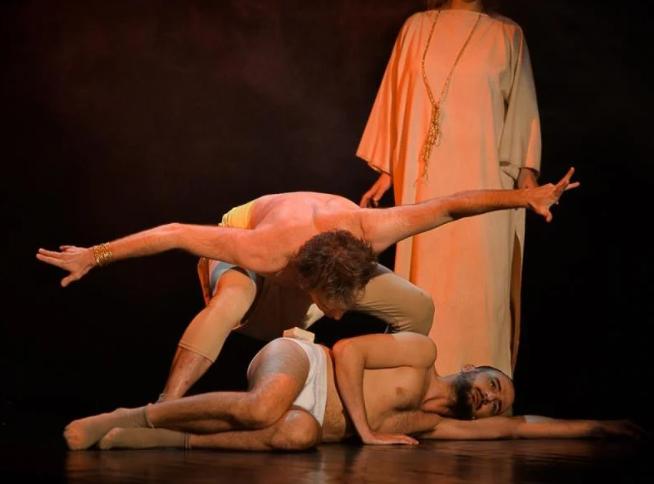Komad rađen u koprodukciji tri različita pozorišta; foto: Vanja Keser