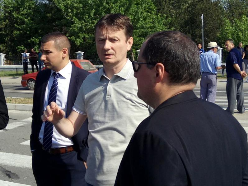 Glišić najavljuje stranačke izbore; foto: S. M.